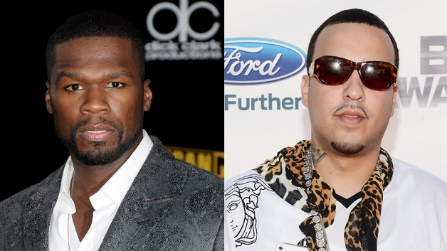 "101012-music-50-cent-french-montana-twitter-beef 50 Cent (@50Cent) Calls French Montana (@FrenchMontana) ""The New Ja Rule"""