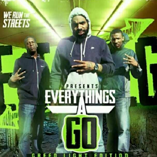 Everythings A Go - Everythings A Go Vol 2 (Mixtape)