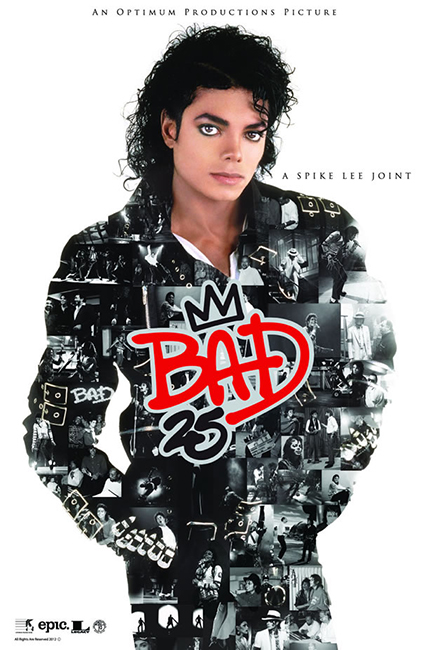 Michael Jackson - Bad (25th Anniversary Documentary) (64mins) (Directed by Spike Lee)