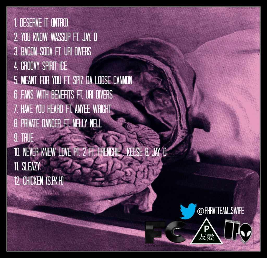 Swiper - Stupid Genius (Mixtape)