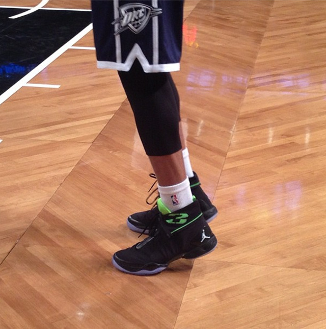 russell-westbrook-air-jordan-XX8-1 Air Jordan XX8 (2013) (Preview)
