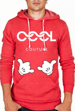 Win A Cool Couture Hoodie via HHS1987