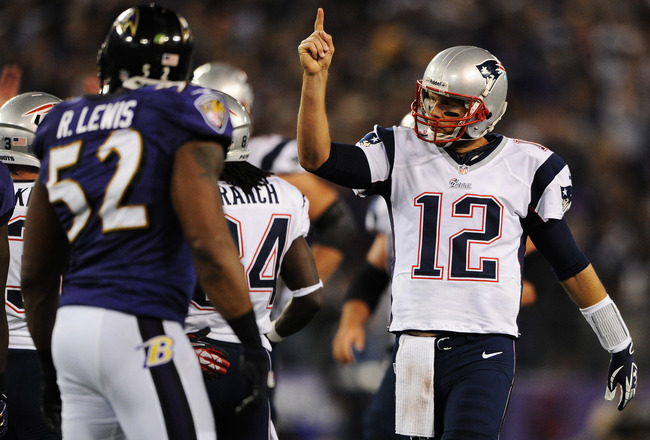 Pats NFL AFC Championship Sunday: Baltimore Ravens Vs. New England Patriots