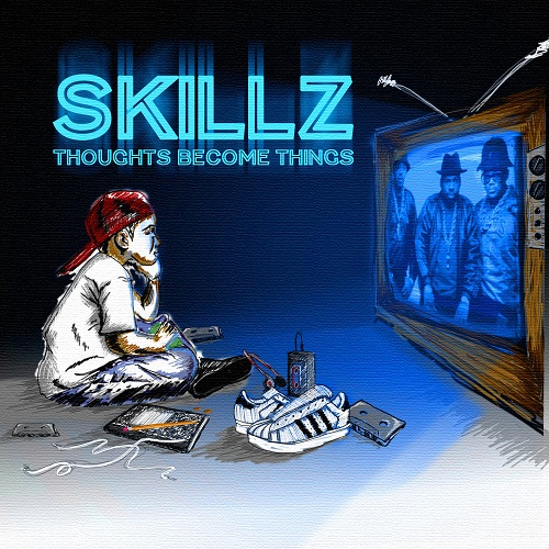 Skillz_Thoughts_Become_Things Listening party for Skillz (@SkillzVA) final album, Thoughts Become Things in Richmond, VA (Video)