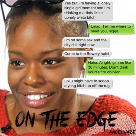 Angel Haze  On The Edge (Azealia Banks Diss)