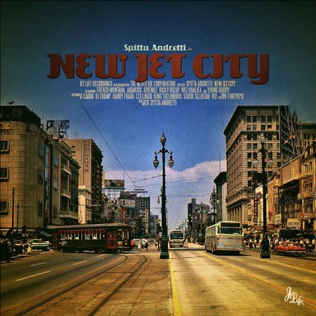 Currensy  New Jet City (Mixtape Artwork)