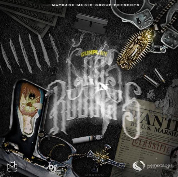 Gunplay - Cops N Robbers (Mixtape)