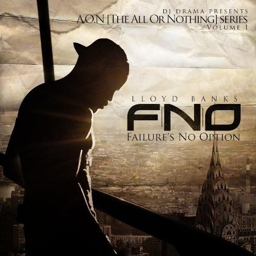 Lloyd Banks – F.N.O. (Mixtape Artwork)