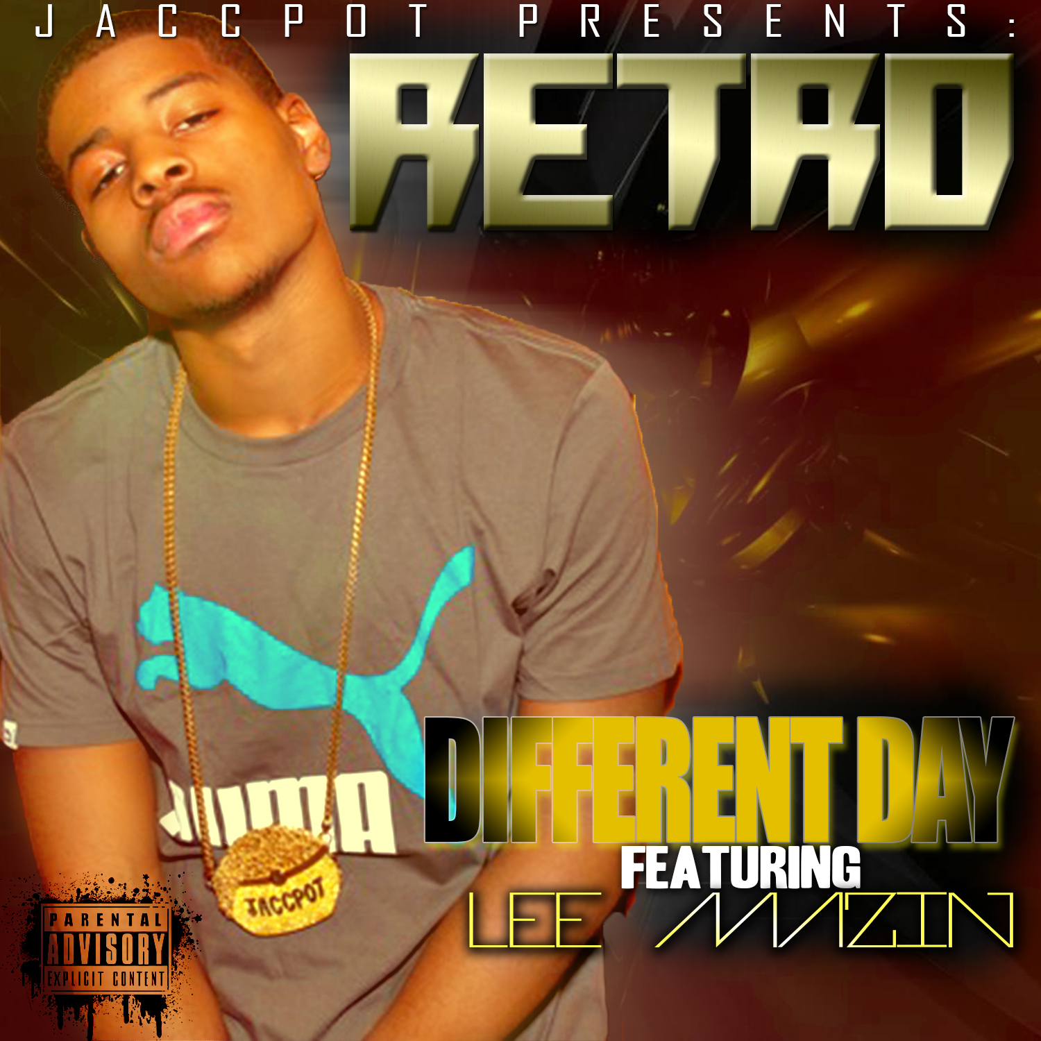 Retro - Different Day Ft. Lee Mazin (Prod by Certifyd)
