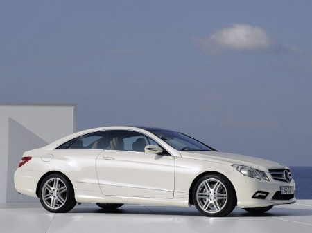 2010-mercedes-e-class-coupe-1-450x337 Mercedes recalls 85,000 cars over steering problem