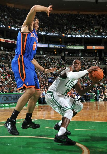 i Rondo has 24 assist in his Triple Double Performance Last Night