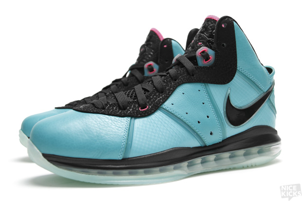 "nike-lebron-8-south-beach-21 Release Reminder: Nike LeBron 8 ""South Beach"""