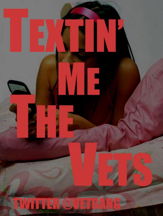 340x_girl_texting_bed117 The Vets - Textin' Me
