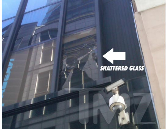 0322-shattered-glass-tmz2 Chris Brown Pissed off on Good Morning America (Video)