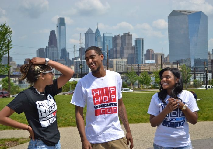 Group-Pic-Laugh HHS1987.com Photoshoot With @AccordingToNad @AshByrdie & @RayRay215