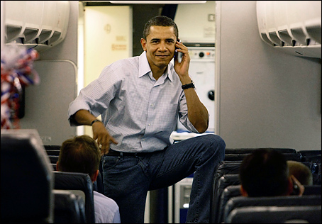 barack-obamas-cell-phone Cell phone use can increase possible cancer risk
