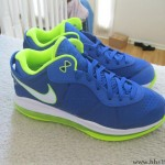 "Air Max Lebron 8 V2 Low ""Sprite"""
