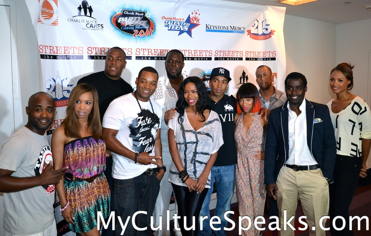 """Streets"" Movie Premiere Starring @MeekMill @NafessaWilliams @CBtheOne & More"