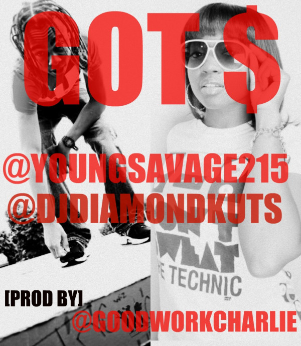 @YoungSavage215 – Got Money Ft. @djdiamondkuts (Prod By. @GoodWorkCharlie)