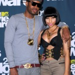 Nicki Minaj Attacked By Her Male Friend/ Hypeman