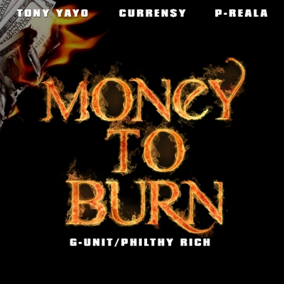 Tony Yayo – Money To Burn Ft. Curren$y & P-Reala (Prod. by Cardiak)