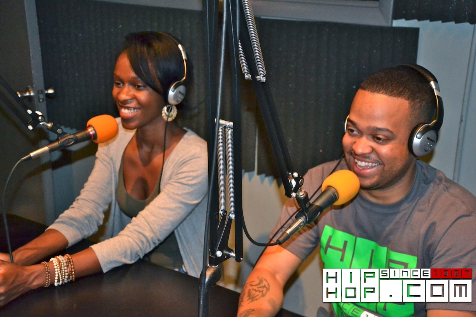 #Team1Thing (@Al_1Thing & @DanaBlack55st) @TheMarqueRadio Freestyle (8/10/11)