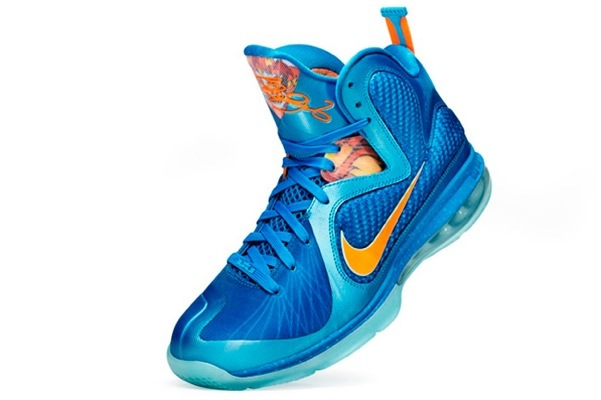 "Nike Air Max Lebron 9 ""China""/ Fire Lion…"