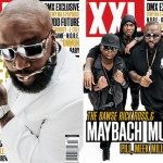 Maybach Music Group Covers October's XXL Mag