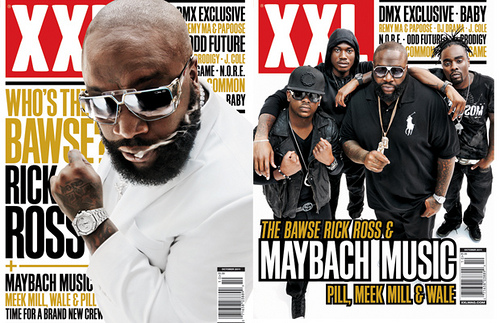 6121802542_25ea258c14 Maybach Music Group Covers October's XXL Mag