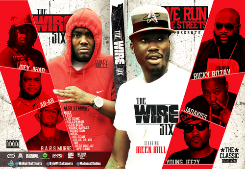 The Wire 6 DVD Coming Soon (Via @WeRunTheStreets)
