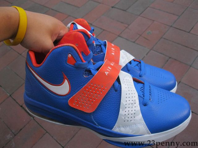 "Air Max Sweep Thru QS ""Amare Stoudemire PE"""