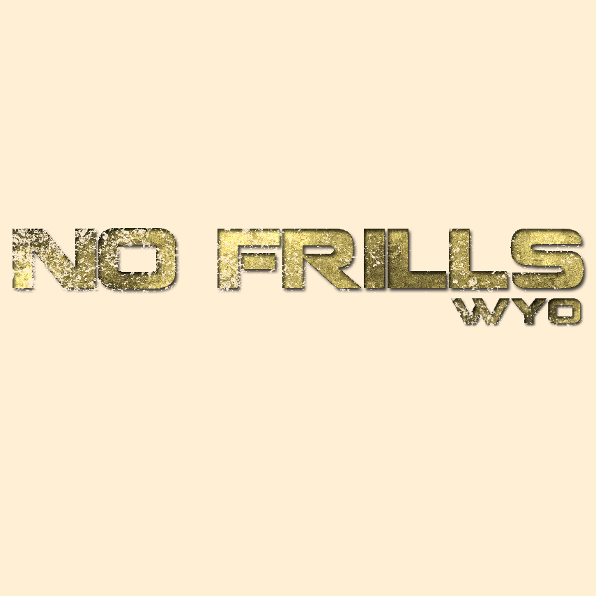 Wyo (@WyoMusic) – No Frills