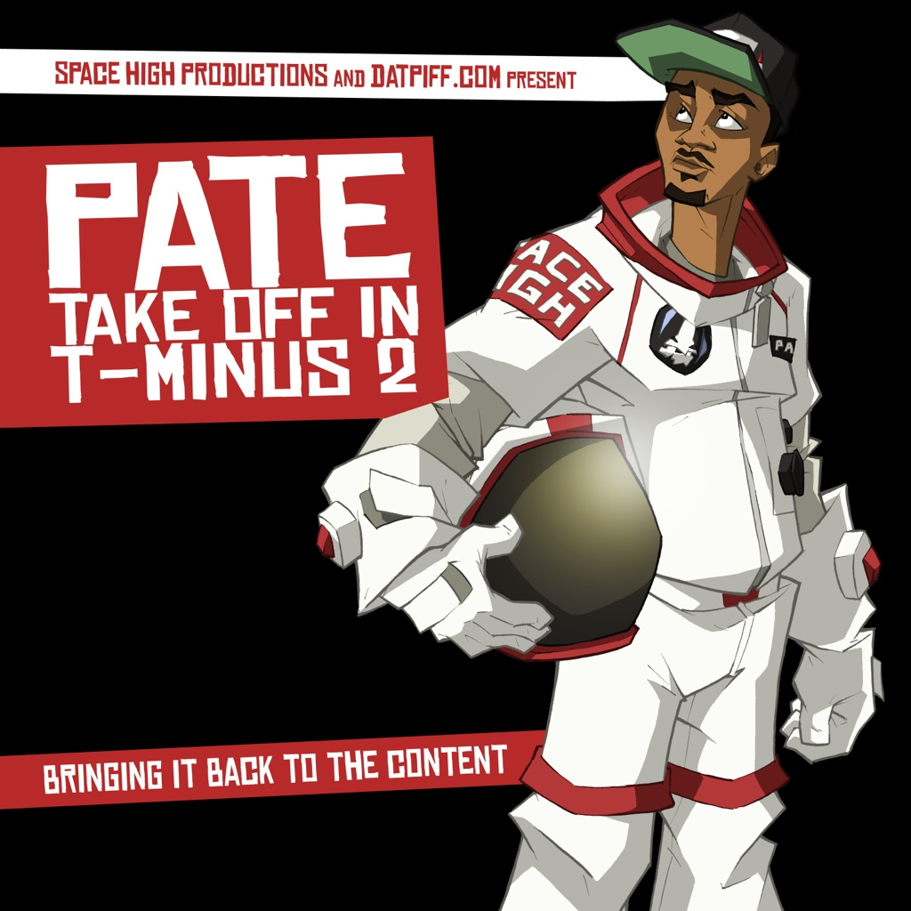 Pate (@SpaceHighPate) – Fun & Music Ft. @STSisGOLD (Prod. by @REEZSHP)