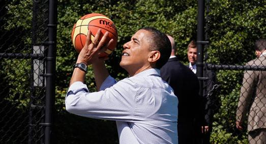 The President Will Host the &#8220;Obama Classic&#8221; In Dec. W/ Current &#038; Former NBA Players