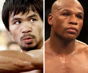 Floyd Mayweather &#038; Manny Pacquiao To Fight On May 5th In Vegas???