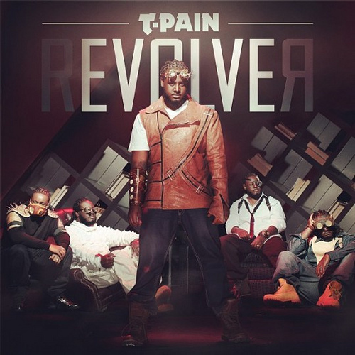 T-Pain &#8211; Bang Bang Pow Pow Ft. Lil Wayne