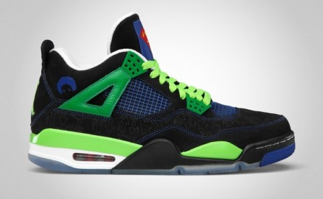 Reminder Releasing 11/5/11: Air Jordan Retro IV (4) Doernbecher (LIMITED RELEASE)