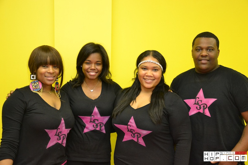 Team LSP (@TeamLSP) Clothing Drive Photos (11/20/11)
