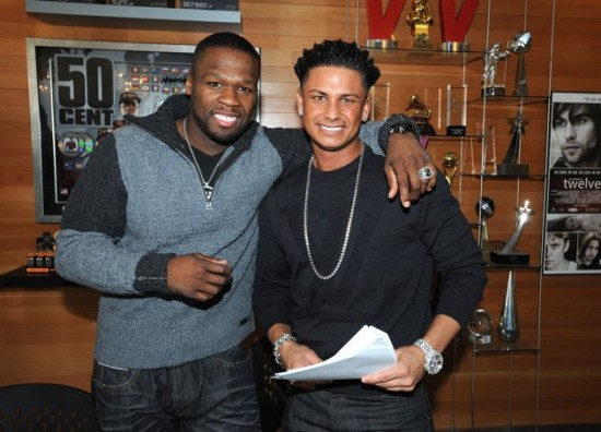 50 Cent Signs Jersey Shore&#8217;s DJ Pauly D To G-Note/ G-Unit Records