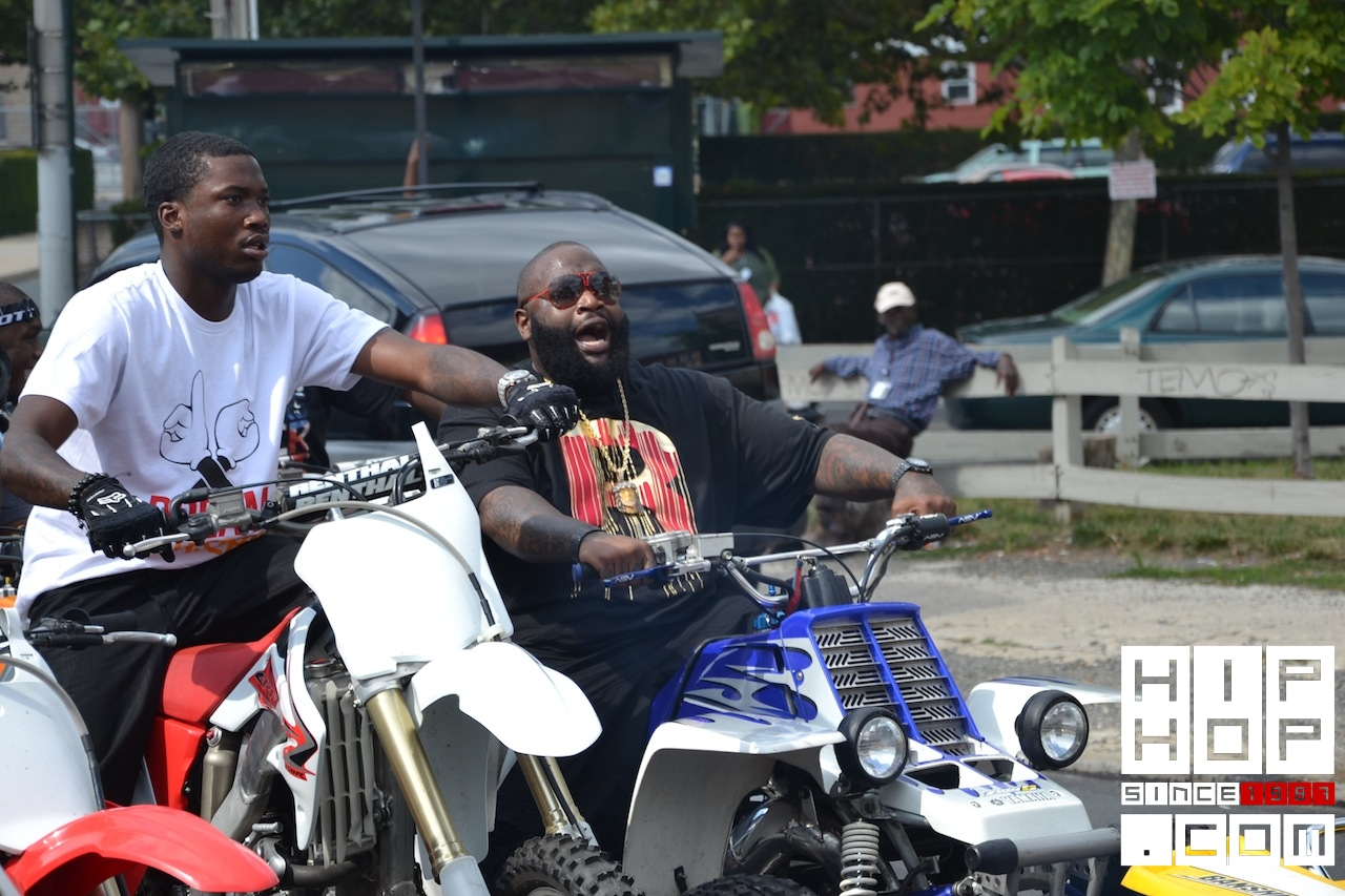 Rick Ross & Meek Mill – No Church In The Wild Freestyle