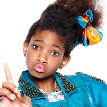 Willow Smith Announces Album Release Date & @KSmith215 is Will Smith's, Overbrook Ent A&R