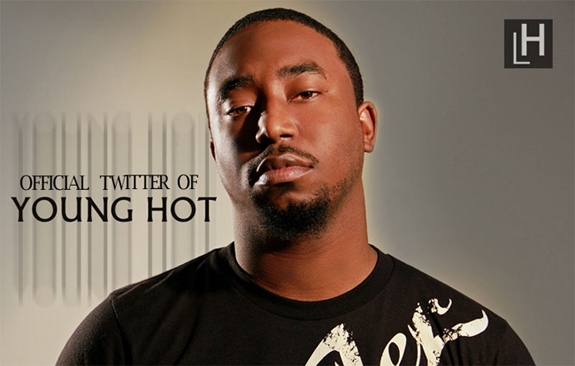 YOUNG-HOT_LH_1F Young Hot (@YoungHot) - Shot Caller Freestyle