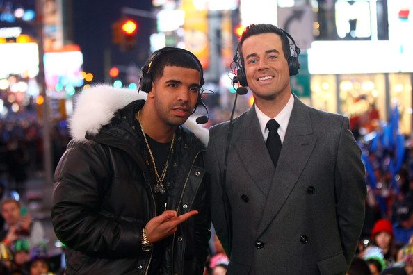 Drake, The Roots &#038; Cee-Lo  Live At New Years Eve With Carson Daly (Video)
