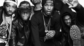 ASAP Rocky Talks Tension/Beef Between ASAP Mob &#038; Odd Future