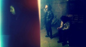 The Weeknd x Drake &#8211; The Zone (Behind The Scenes Pic)