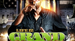 5Grand – #LifeIzGrandV4 #OccupyWallStreet (Cover Art)