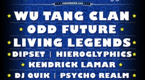 Paid Dues 2012 Lineup Revealed (Wu-Tang, Dipset, Odd Future &amp; More)