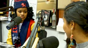 Teyana Taylor Talks About Signing To G.O.O.D. Music, Lesbianism, Dating Brandon Jennings & More (Video)
