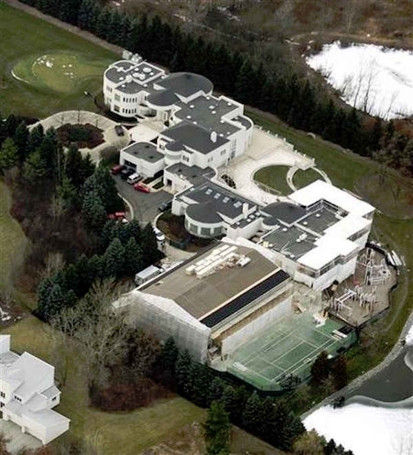 022912 Ic Michael Jordan House AERIAL IMAGE 150x150 Is Selling His 56000 Sq Ft Mansion On Lake