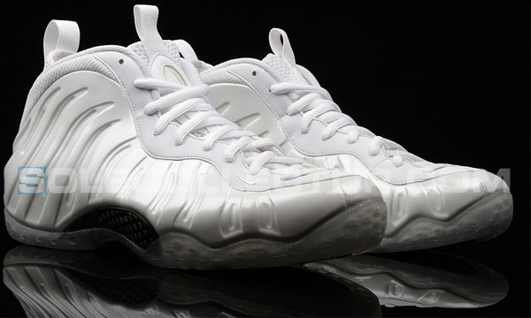 NikeWhiteFoampositeHHS1987 Penny Hardaway Speaks On Galaxy Foams, Upcoming Foam Colorways, His Input On The Shoe & More (Audio)